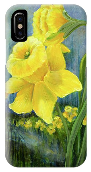 Daffodil Dream IPhone Case