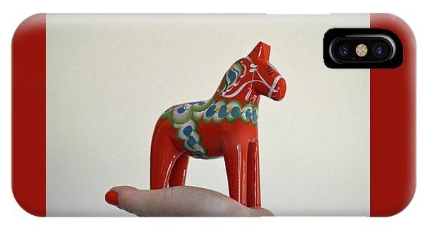 Dala Horse IPhone Case