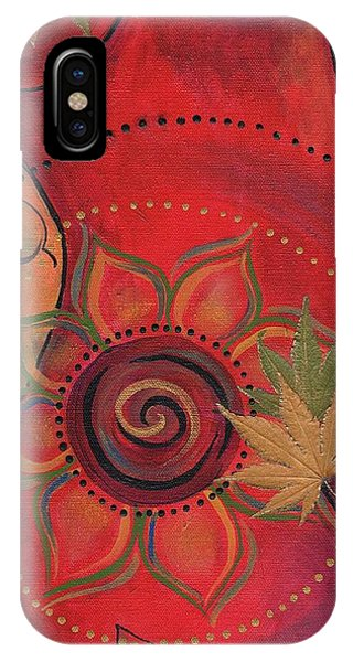 Dancer II IPhone Case