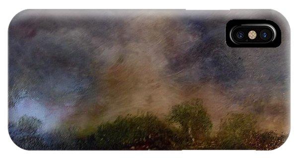 Dark Afternoon IPhone Case