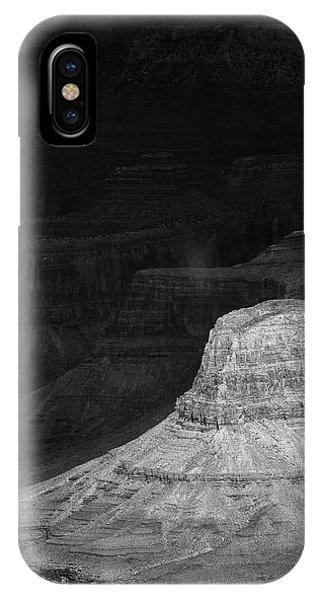 Dark Grand Canyon IPhone Case
