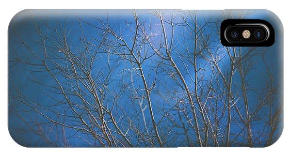Dark Winter IPhone Case