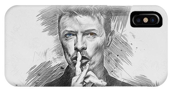 David Bowie. IPhone Case