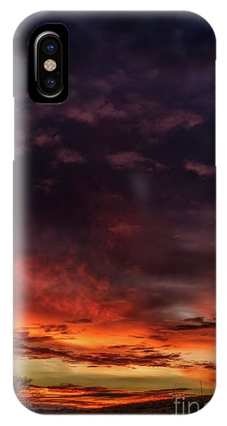 iPhone Case - Dawn Of A Winter Morn  by Thomas R Fletcher