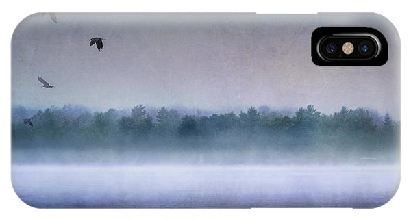 Dawn Of The Fog IPhone Case