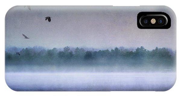 Dawn Of The Fog IPhone Case