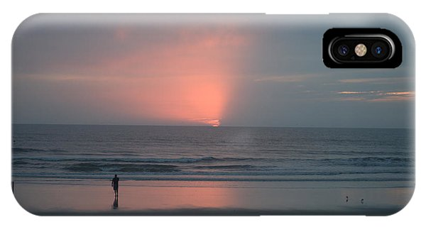 Daybreak Daytona Beach IPhone Case