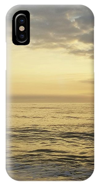 IPhone Case featuring the photograph Daybreak Over The Ocean 2 by Robert Banach