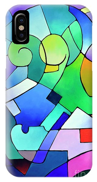 Daydream Canvas One IPhone Case