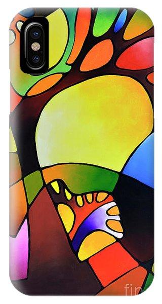 Daydream Canvas Three IPhone Case