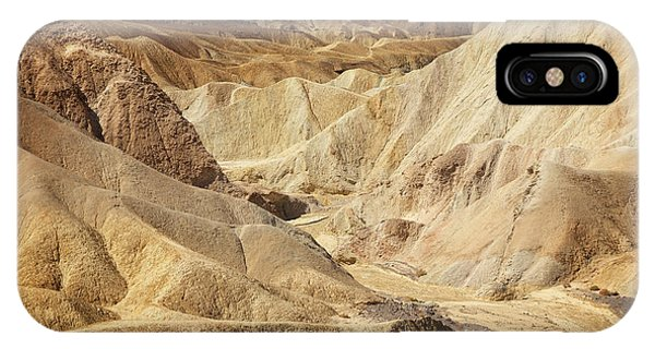 Manly iPhone Case - Death Valley National Park Vii by Ricky Barnard