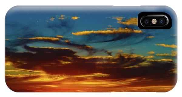 December 17 Sunset IPhone Case