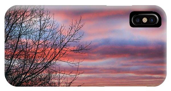 December Dawn IPhone Case