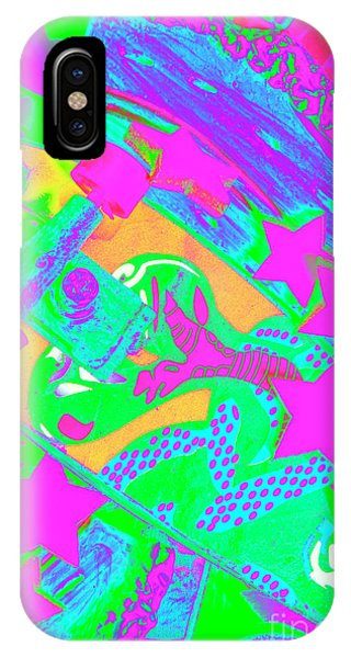 Pop-culture iPhone Case - Deckoration by Jorgo Photography - Wall Art Gallery
