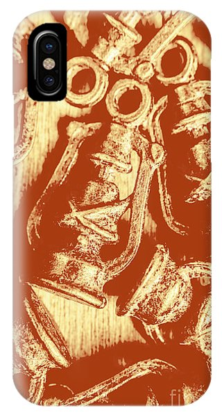 Old Barn iPhone Case - Decoratively Historic by Jorgo Photography - Wall Art Gallery
