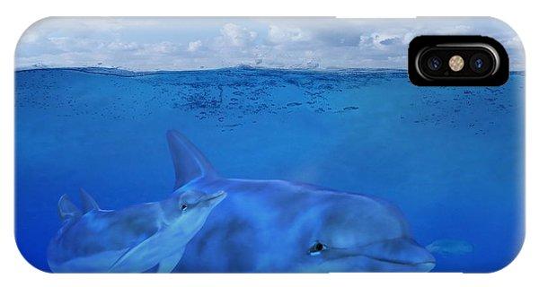 Reef iPhone Case - Deep Devotion by John Edwards