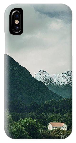 Desolation iPhone Case - Deep In A Dream by Evelina Kremsdorf