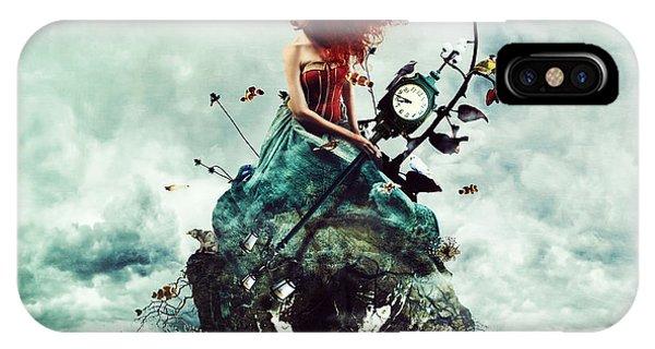 Fairytales iPhone Case - Delirium by Mario Sanchez Nevado
