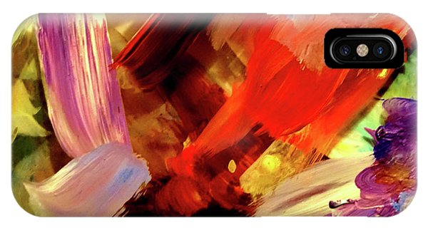 Fauvism iPhone Case - Depth Of Color by John Clark