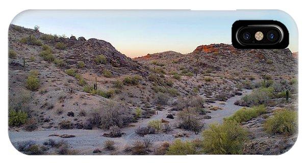 Desert Canyon IPhone Case