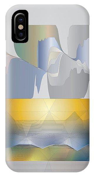 Desert Filter Box IPhone Case