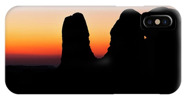 Arches National Park iPhone Case - Desert Night by Chad Dutson