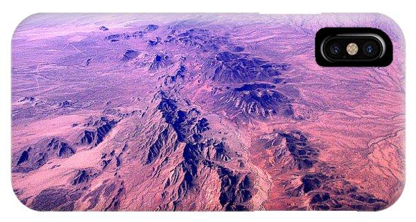 Desert Of Arizona IPhone Case