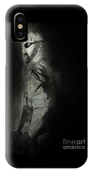 IPhone Case featuring the photograph Desert Rat by Brad Allen Fine Art