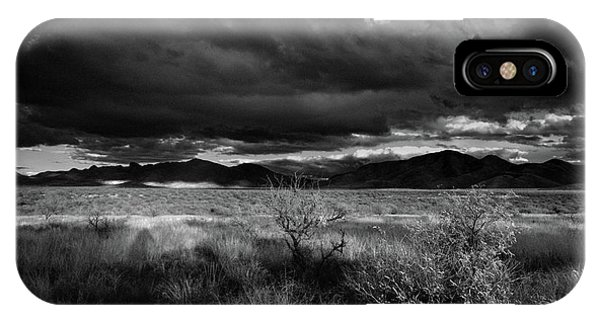 Desert Shadow Moods IPhone Case