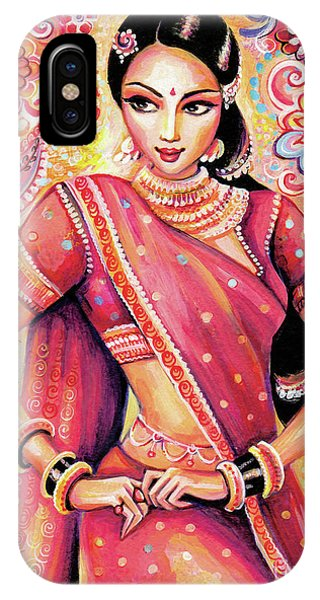 Devika Dance IPhone Case