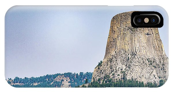 Devils Tower IPhone Case