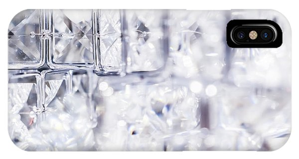 Diamond Shine I IPhone Case