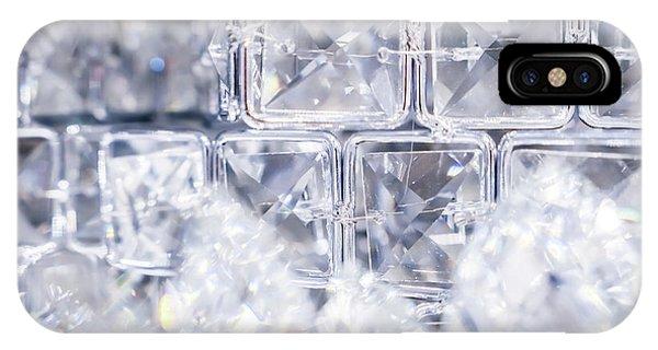 Diamond Shine IIi IPhone Case