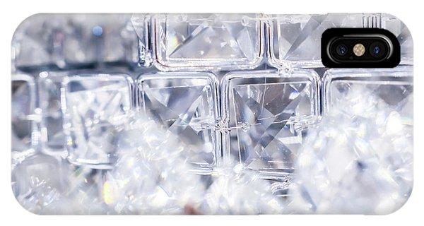 Diamond Shine Iv IPhone Case