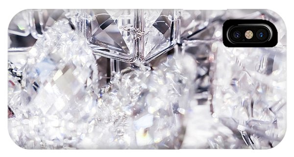 Diamond Shine V IPhone Case