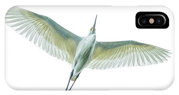 iPhone Case - Dimorphic Egret Egretta Dimorpha by Panoramic Images