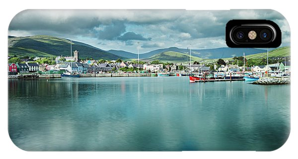 IPhone Case featuring the photograph Dingle Delight by Dan McGeorge