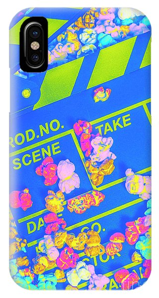 Movie iPhone Case - Directors Sweet by Jorgo Photography - Wall Art Gallery