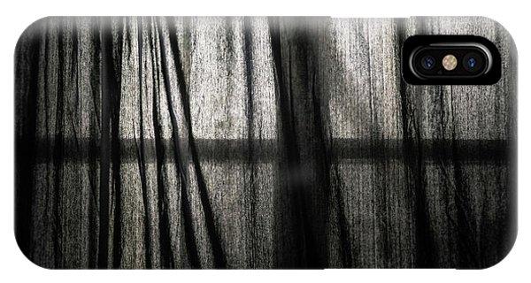 Gloomy iPhone Case - Dismalness by Hyuntae Kim