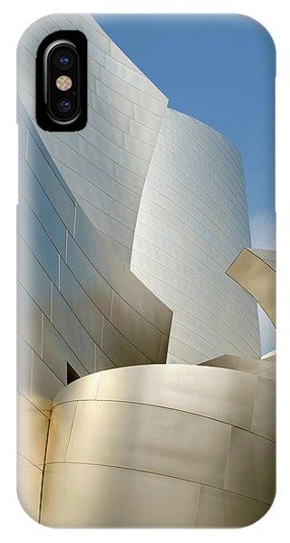 Disney Concert Hall IPhone Case