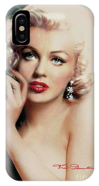 Diva Mm 169 Rose IPhone Case