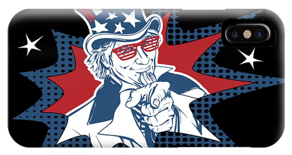 IPhone Case featuring the digital art Do You Even Maga by Flippin Sweet Gear
