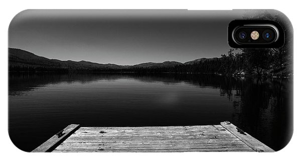 Dock At Dusk IPhone Case