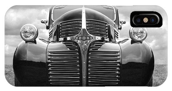 Dodge Truck 1947 IPhone Case