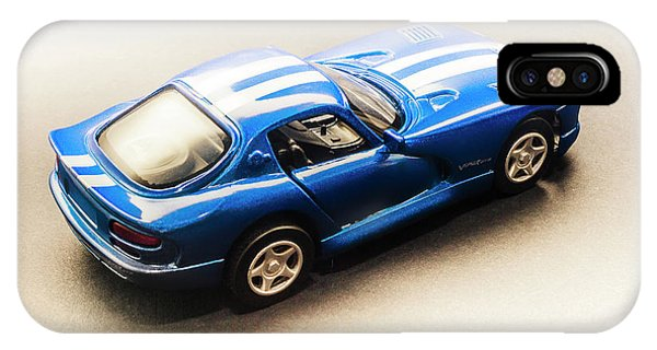 Auto Show iPhone Case - Dodge Viper Gts by Jorgo Photography - Wall Art Gallery