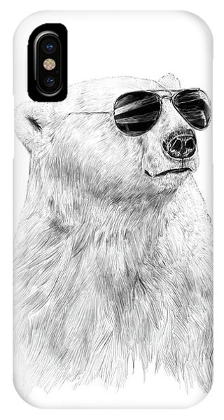 Illustration iPhone Case - Don't Let The Sun Go Down by Balazs Solti