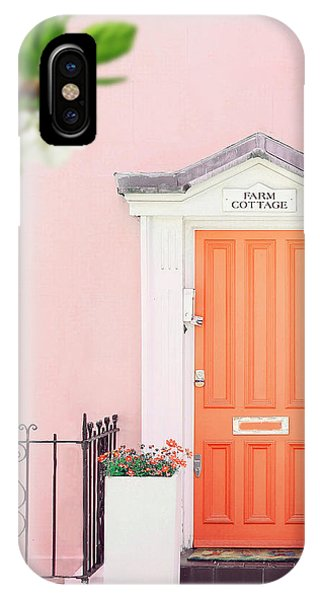 Door To Pastel Heaven IPhone Case