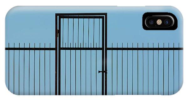 Door To The Sky IPhone Case