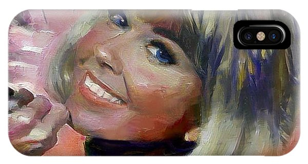 Doris Day IPhone Case