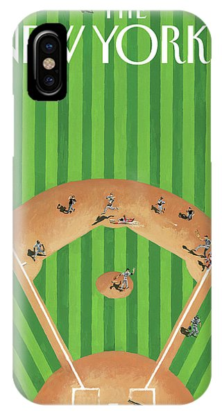 Double Play IPhone Case